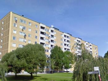 Presentationsbild för referensen Östgötagatan, Våglängdsgatan