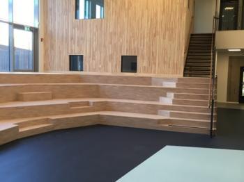 Presentationsbild för referensen Bollebygds skola